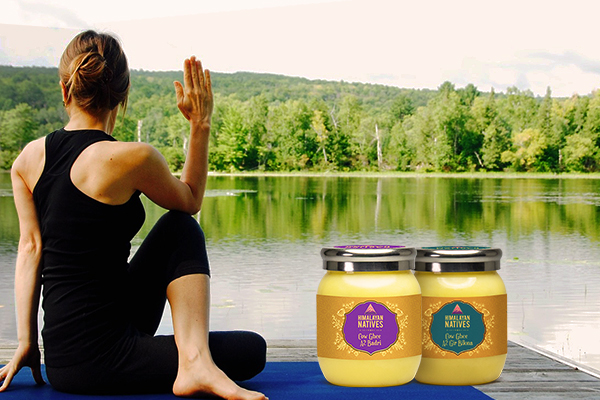 stay young with ghee