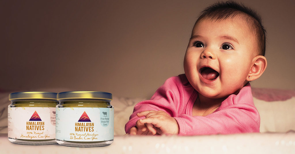 ghee for babies