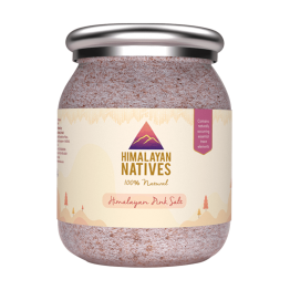 Himalayan Natives Pink Salt Powder