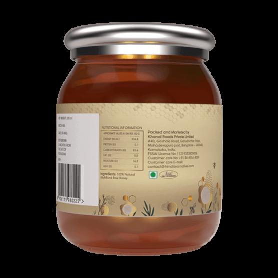 Mulitfloral Raw Honey