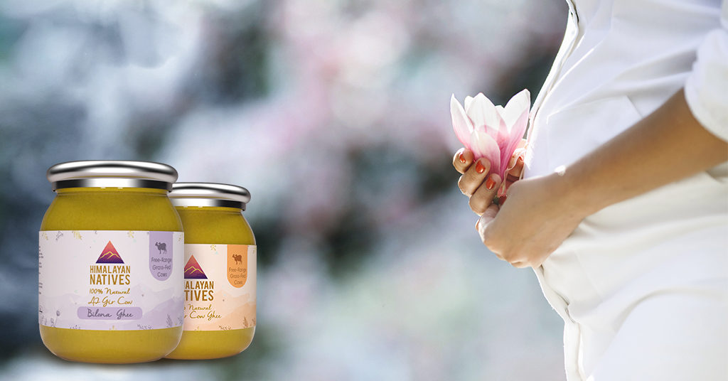 ghee during pregnancy