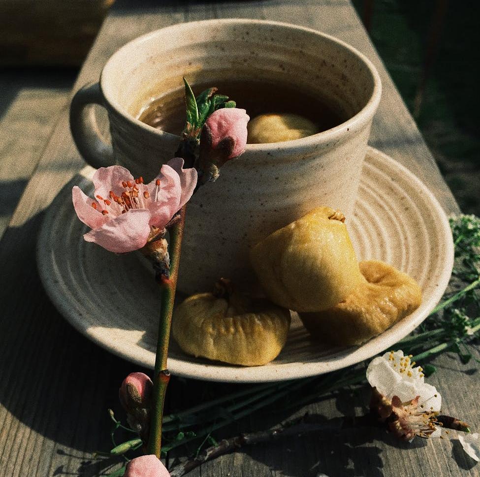 ginger herbal tea
