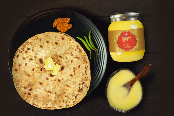Ayurvedic Benefits of Desi Cow Ghee
