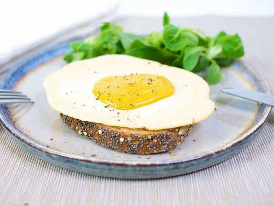 Sunny Side-up Fried Egg recipe