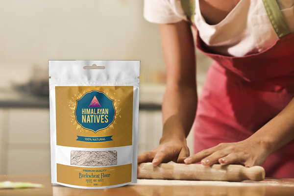 Buckwheat flour nutrition
