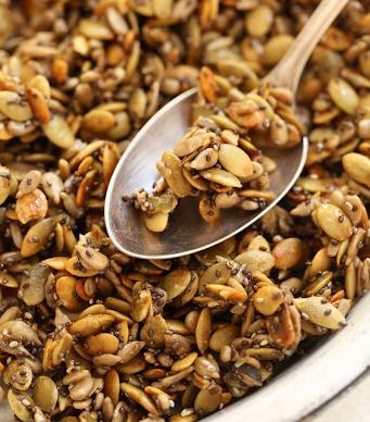 Roasted Seeds Mix