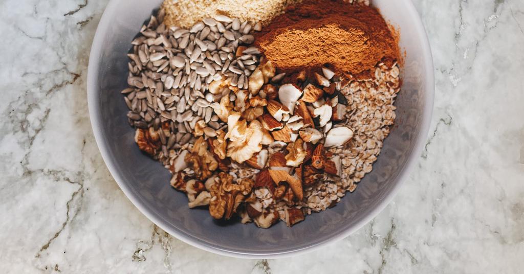 cholesterol control food